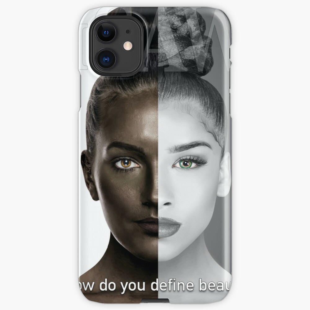 How Do You Define Beauty iPhone Case & Cover