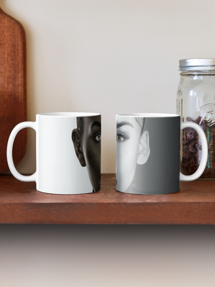 Alternate view of How Do You Define Beauty Mug