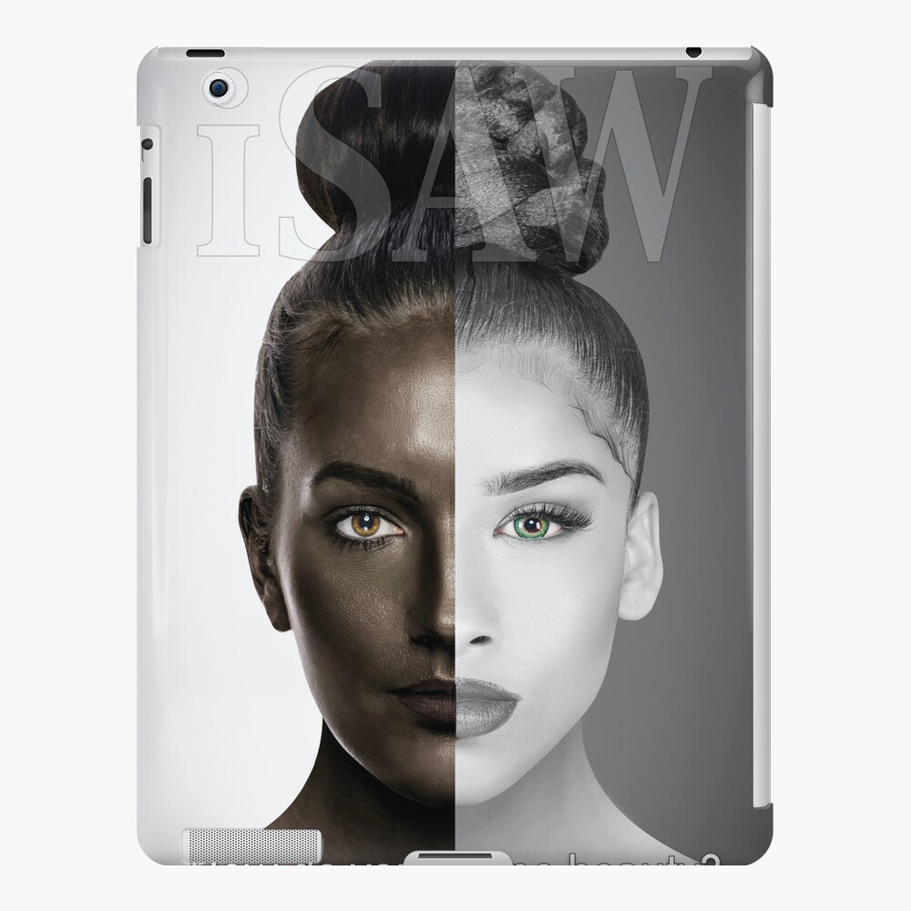 How Do You Define Beauty iPad Case & Skin