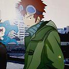 Digimon destiny by Sikicool