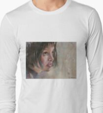 Matilda - Leon - The Professional - Natalie Portman Long Sleeve T-Shirt