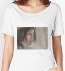 Matilda - Leon - The Professional - Natalie Portman Women's Relaxed Fit T-Shirt