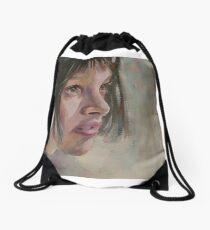 Matilda - Leon - The Professional - Natalie Portman Drawstring Bag
