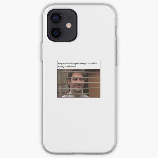 Lord of the Office iPhone Soft Case