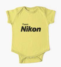 Team Nikon! Kids Clothes