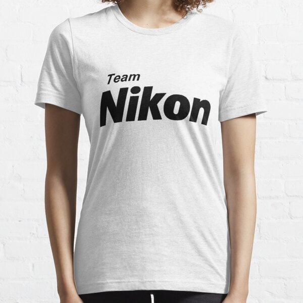 Team Nikon! Essential T-Shirt
