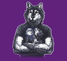 4 Moon Wolf