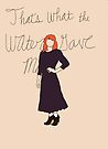 Florence Welch Portrait by ArtLuver