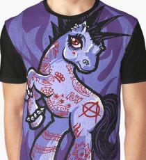 My Punkrock Pony Graphic T-Shirt