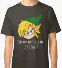 The Legend of Zelda The big mistake Classic T-Shirt