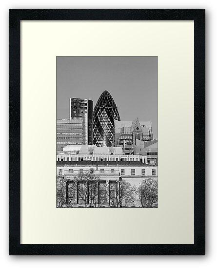 St Mary-Axe-London by Nick Milton