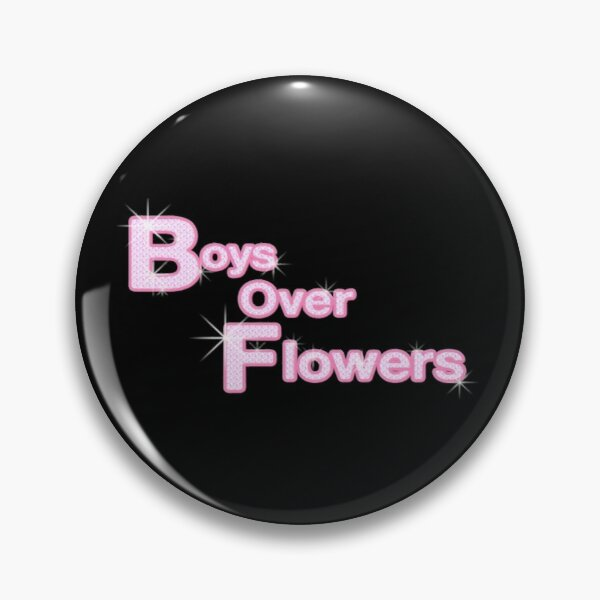 Boys Over Flowers Pin