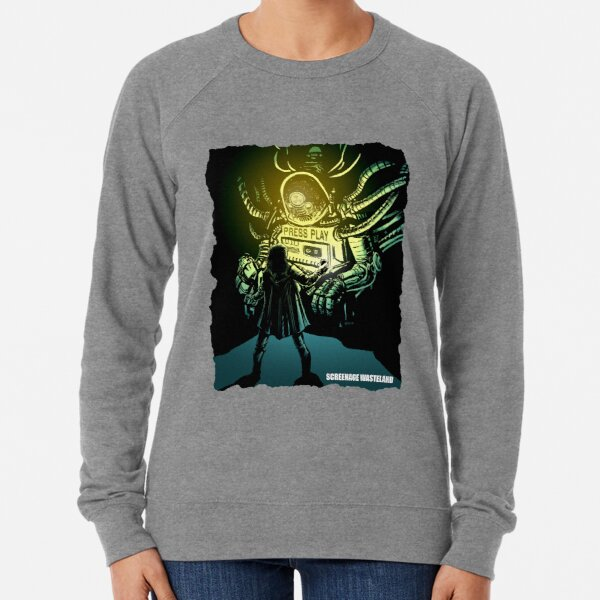 Press Play (Color) Lightweight Sweatshirt