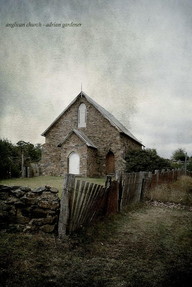 Anglican Church by garts