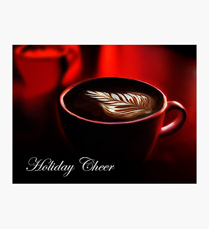 Holiday Cheer Photographic Print