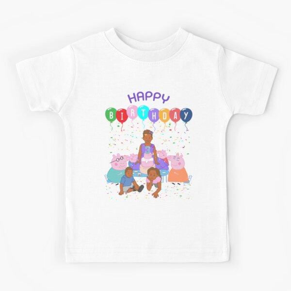 Lavender's Birthday Kids T-Shirt