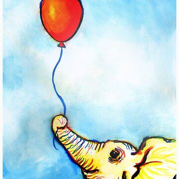 Elephant by Wingspan91089