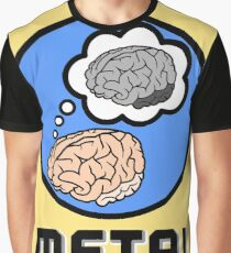 Metacognition Graphic T-Shirt