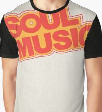 Soul Music Graphic T-Shirt