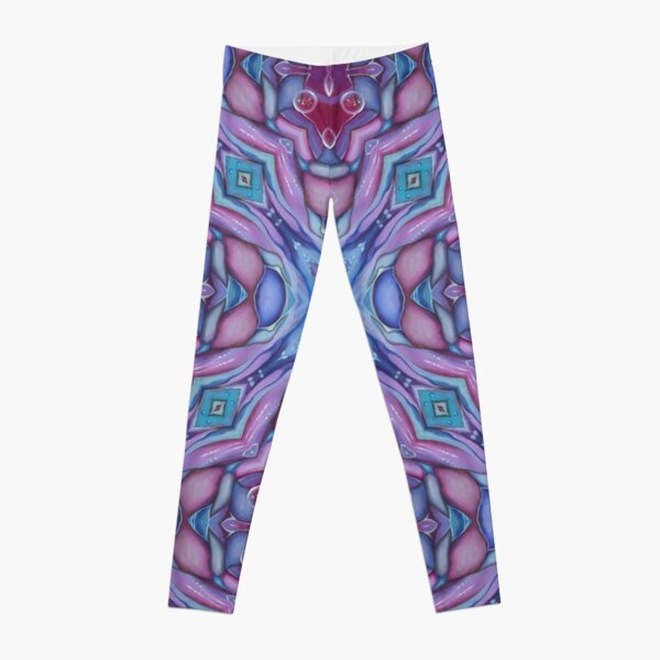 Crystal Lotus Leggings