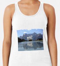 Camiseta con espalda nadadora Sorapiss from Misurina lake