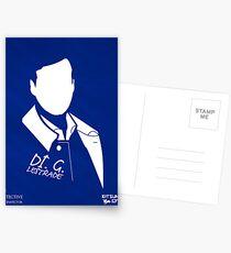 The Detective Inspector Postcards