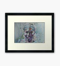 Serena Williams -1 Framed Print