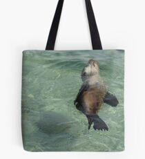 Water Dancing (189 views 6.4.13) Tote Bag