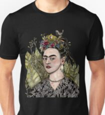 Frida Kahlo Self Portrait #2 (my version) T-Shirt