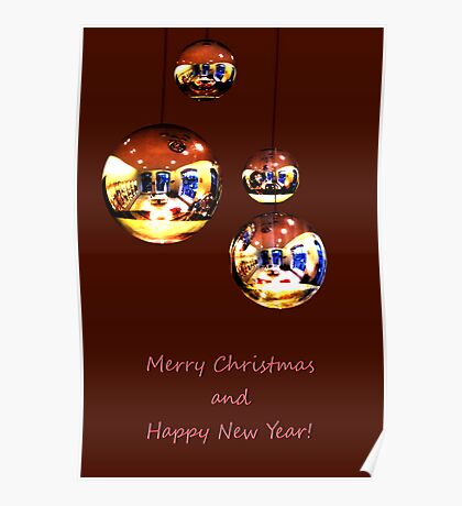 Merry Christmas and Happy New Year! Poster