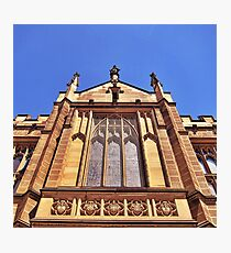 Gothic Revival Architecture. Photographic Print