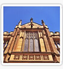 Gothic Revival Architecture. Sticker
