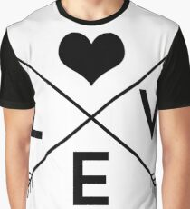 Love Is Everywhere Graphic T-Shirt