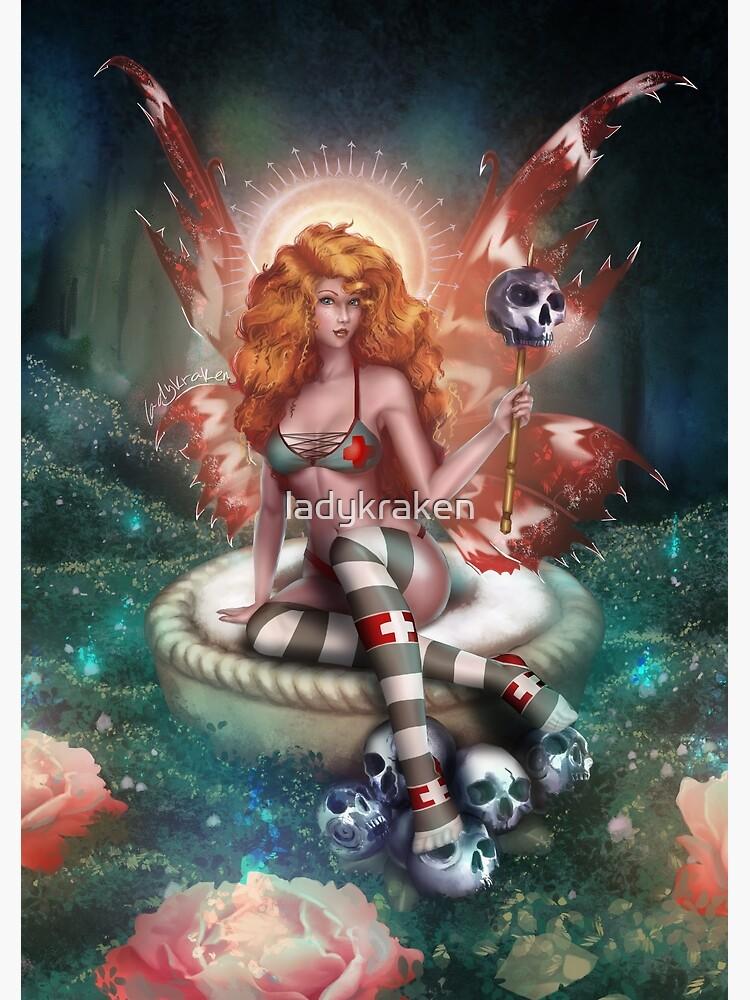 Cake Fairy Madness Bikini by ladykraken
