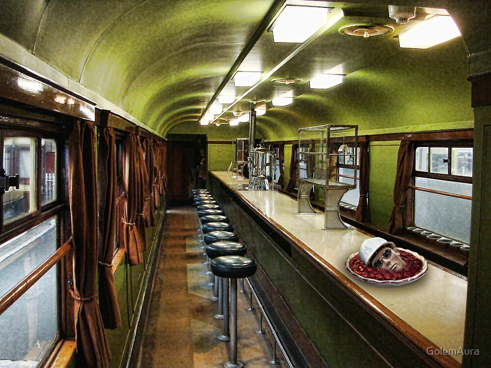 Served in the Buffet Car by GolemAura
