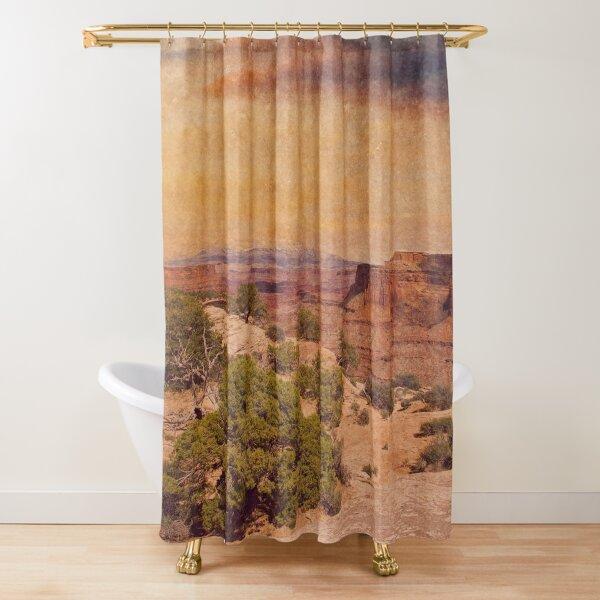 Utah Colors Shower Curtain