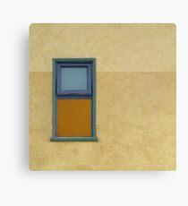One Happy Window Canvas Print