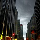 Evening Time in NYC by Svetlana Sewell