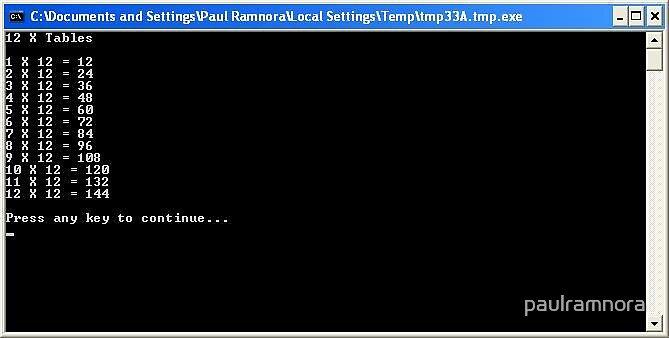 241211b - Microsoft Small BASIC Program output printscreen by paulramnora