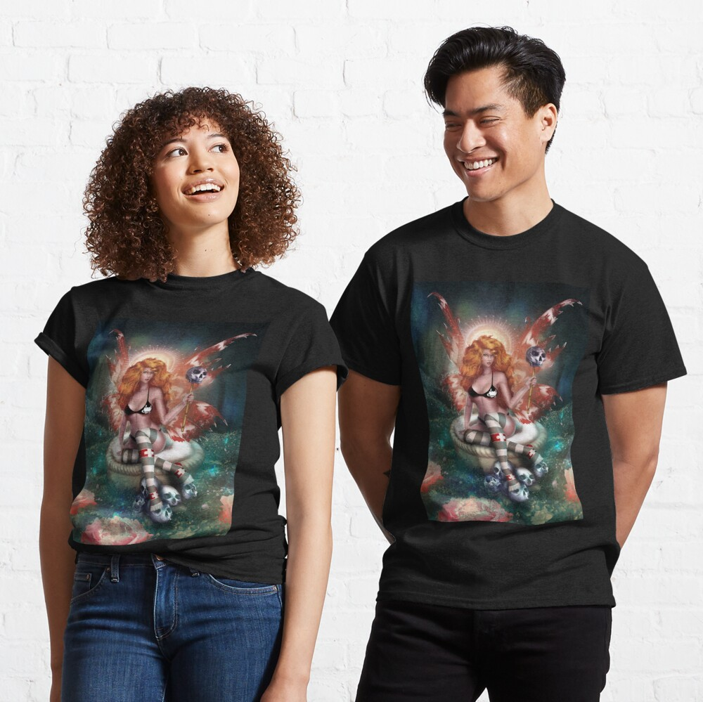 Cake Fairy Madness Spicy Classic T-Shirt