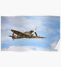 Spitfire Mk5 Poster