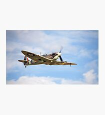 Spitfire Mk5 Photographic Print