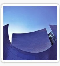 Walt Disney Concert Hall #2. Sticker