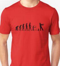 Zombie Evolution Unisex T-Shirt
