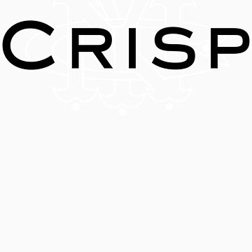 Crisp Monogram by gregd