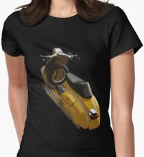 Vespa Women's Fitted T-Shirt
