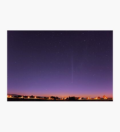 Comet Lovejoy  Photographic Print