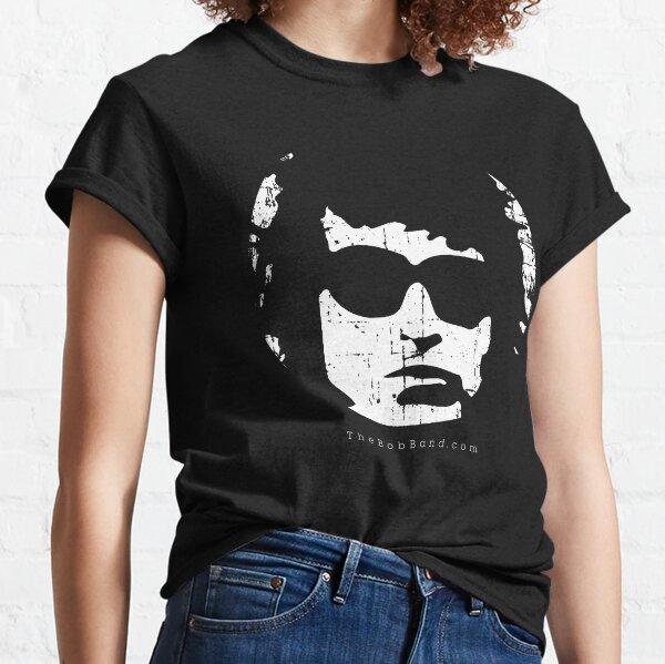 The Bob Band Dark Grunge Logo Classic T-Shirt