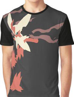 Mega Blaziken Graphic T-Shirt