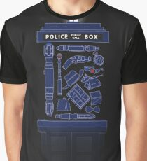 The Doctor's Instruments Graphic T-Shirt